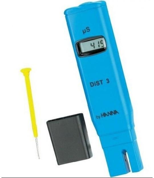 Konduktivitets- og Ledetallsmeter Hanna-98303