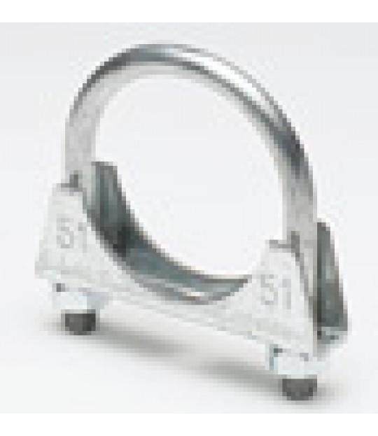 Eksosklemmer 42mm