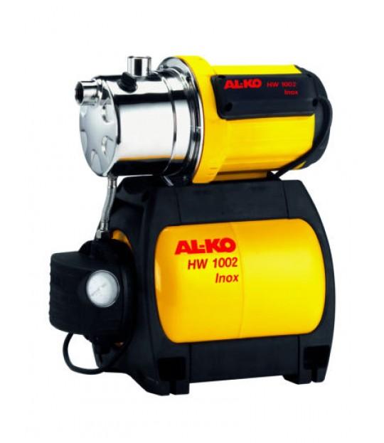 Husvasspumpe HW 1002 Inox