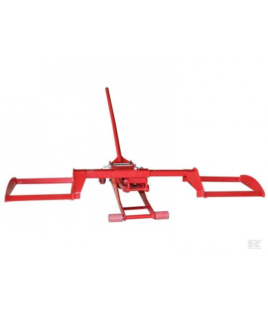Servicejekk til hagetraktor Cliplift Pro doncraft