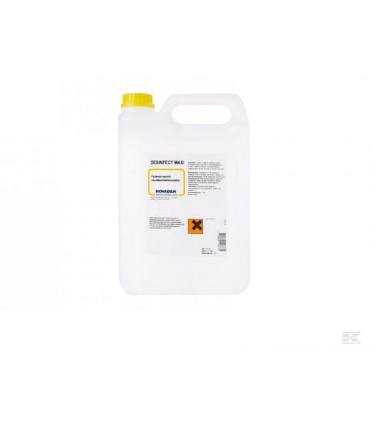 Desinfeksjonsmiddel Maxi, 5 liter