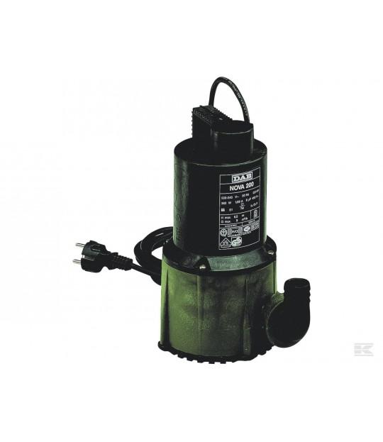 Dykkpumpe Nova 200 350 W DAB 1 1/4