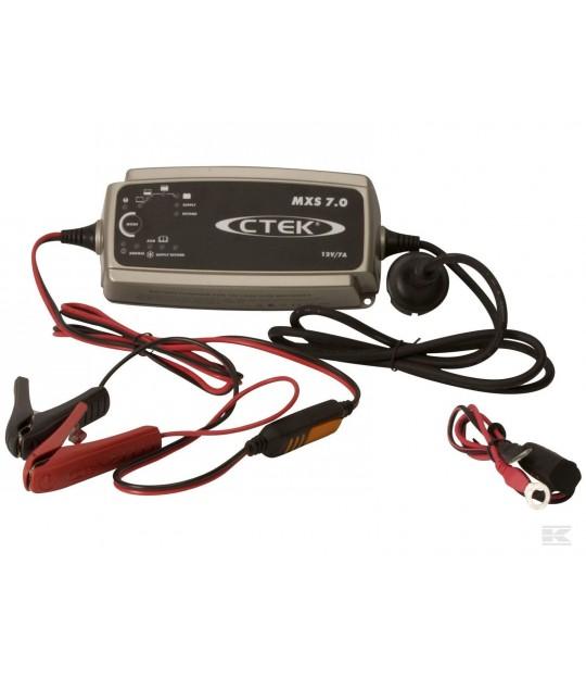 Batterilader CTek MXS 7.0 EU 12V 7A