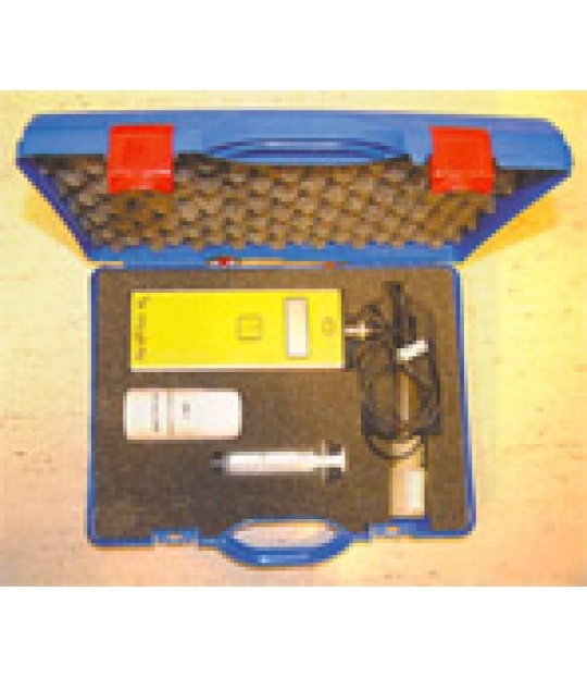 Ph-meter Scangrow i koffert